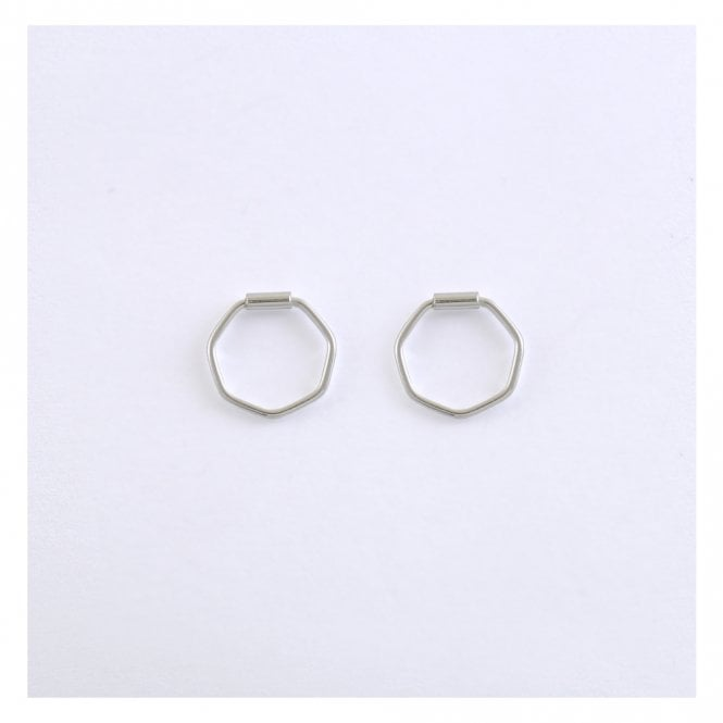 10mm Hexagon Hoops