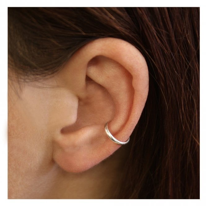10mm Plain Band Ear Cuff