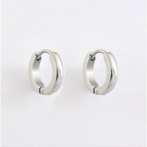 2.5mm Huggie Hoop Earrings