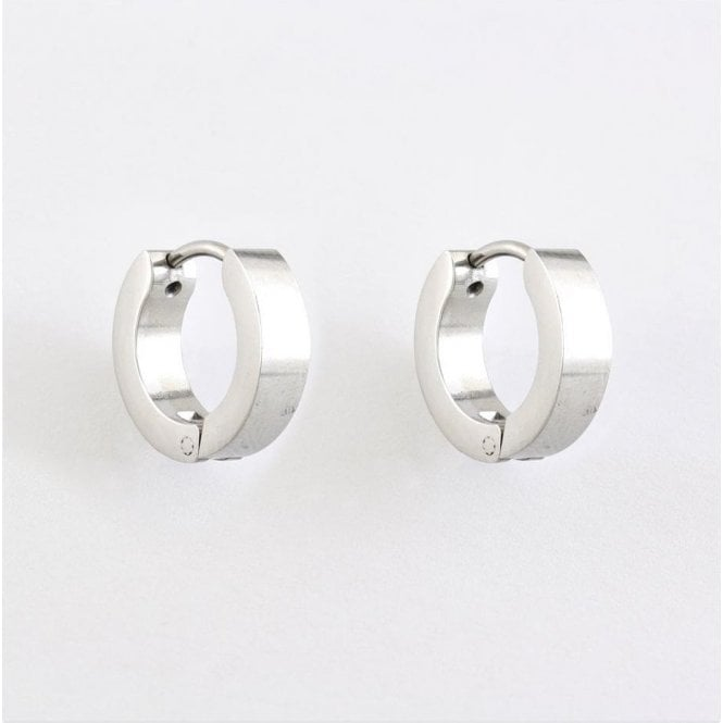 4mm Huggie Hoop Earrings
