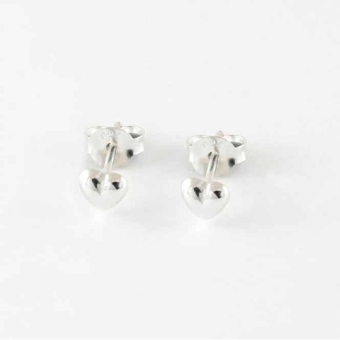 5mm Heart Stud