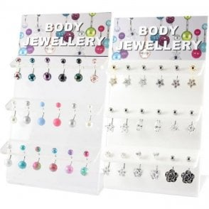 Belly Bar Display