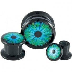 Blue Eye Box Plug 3 - 12mm