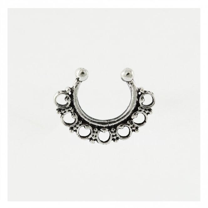 Bohemian Clip On Nose Ring