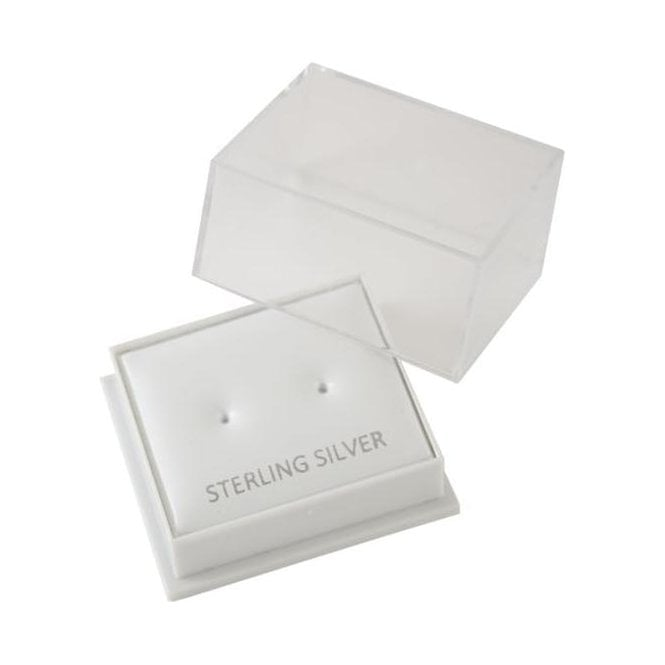 Box for Sterling Silver Studs
