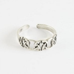 Celtic Toe Ring