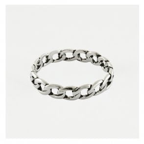 Chain Mens Ring