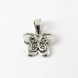 Children's Butterfly Pendant
