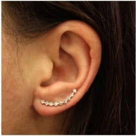 Clear Jewelled Ear Crawler