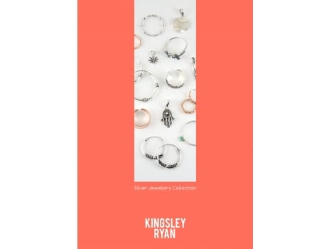 Silver Jewellery Catalogue Cover