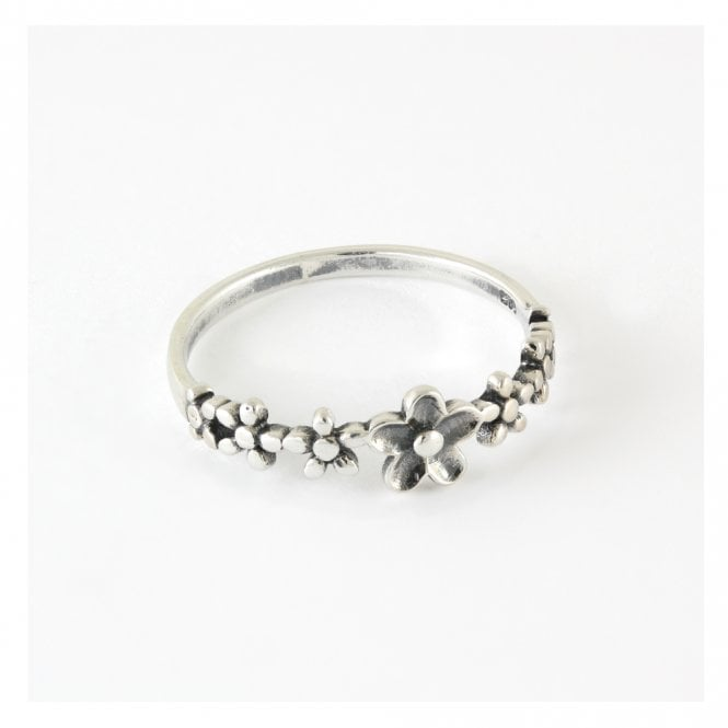 Daisies Band Ring
