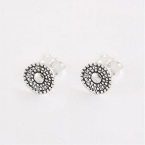 Decorative 7mm Circle Stud