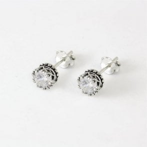 Decorative Diamante Studs