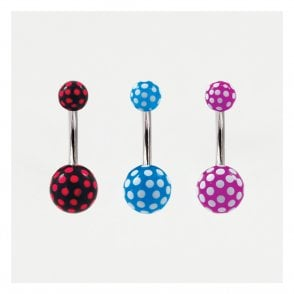 Dotty Belly Bar
