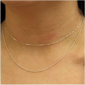Double Chain Choker