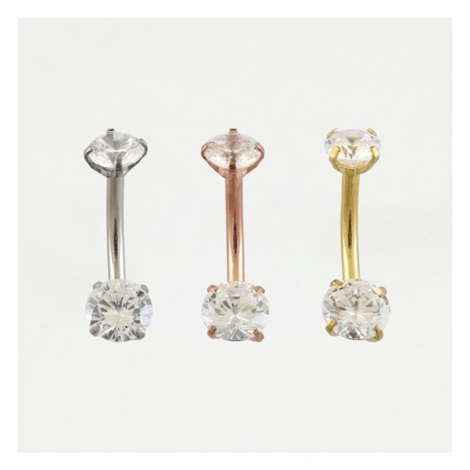 Double Clawset Belly Bar