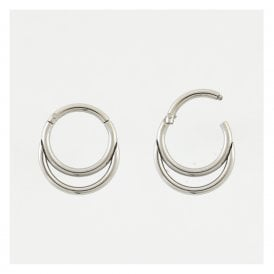 Double Hinged Segment Ring - 1.0mm & 1.2mm