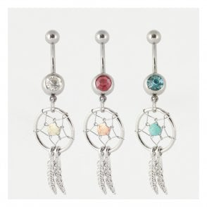 Dreamcatcher Belly Bar