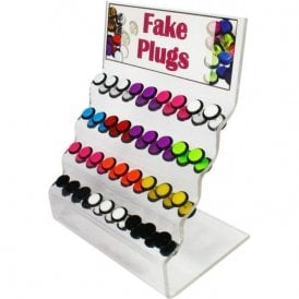 Fake Plug Display