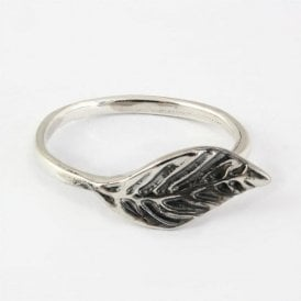 Feather Midi Ring