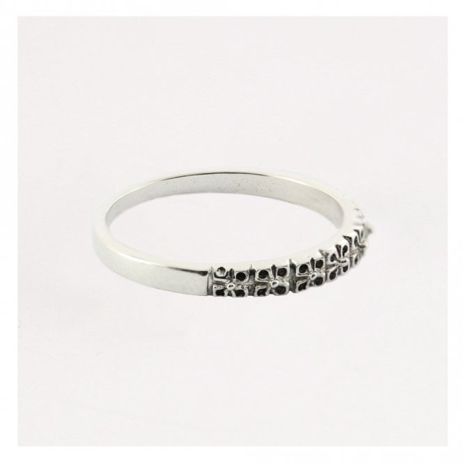 Flora Silver Ring