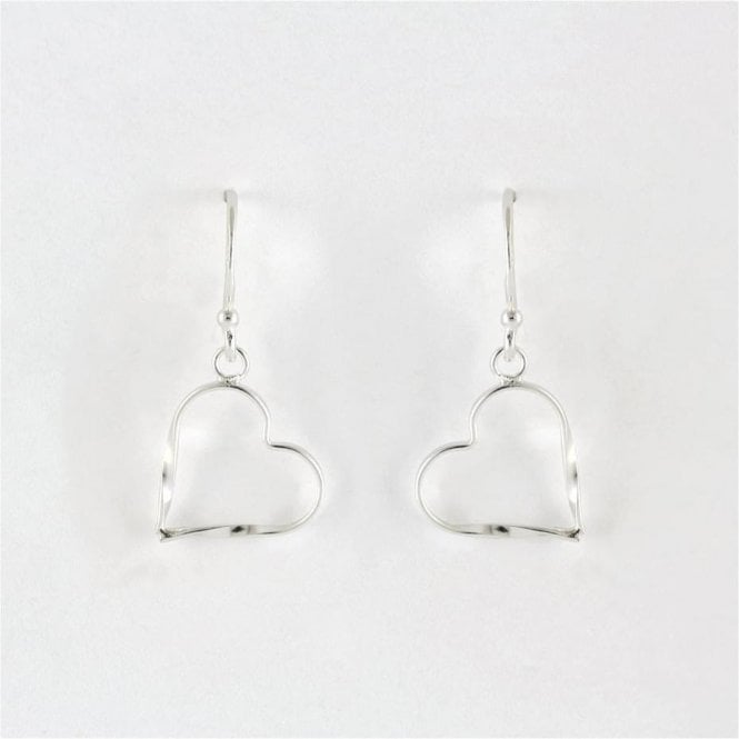 Heart Twist Earrings