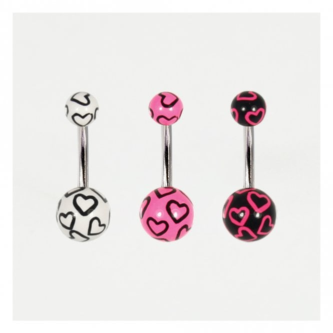Hearts Belly Bar