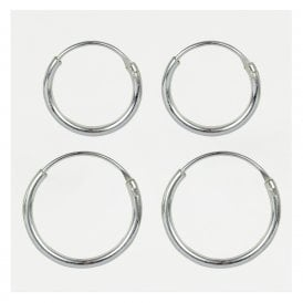 Hoop Earrings 8 - 16mm