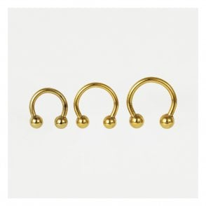 Horseshoe / Circular Barbell (CBB) 1.2mm