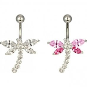 Jewelled Dragonfly Belly Bar