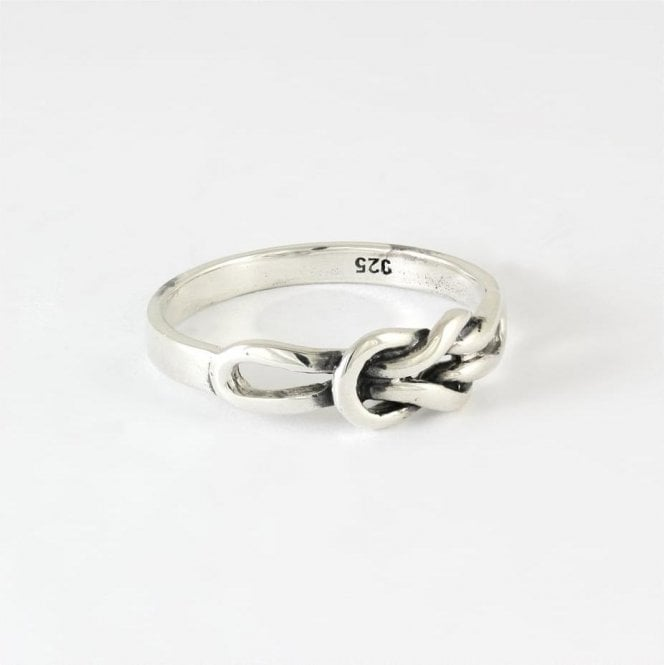 Knot Tie Ring