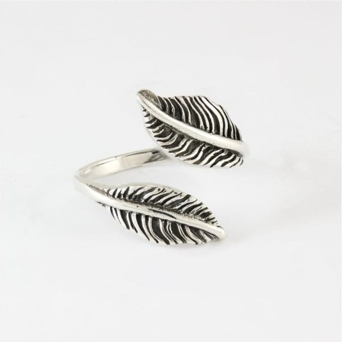 Leaves Crossover Ring