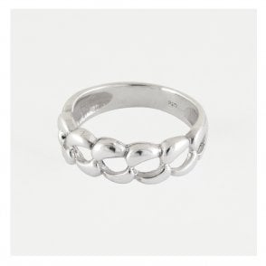Links Band Ring