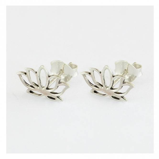 Lotus Flower Ear Stud