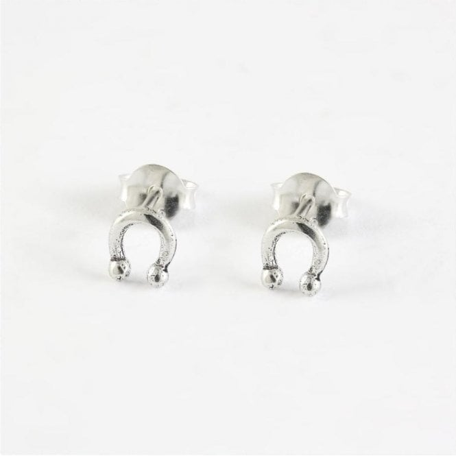 Mini Horseshoe Stud