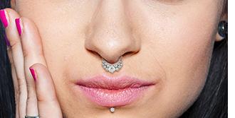 Body jewellery 2