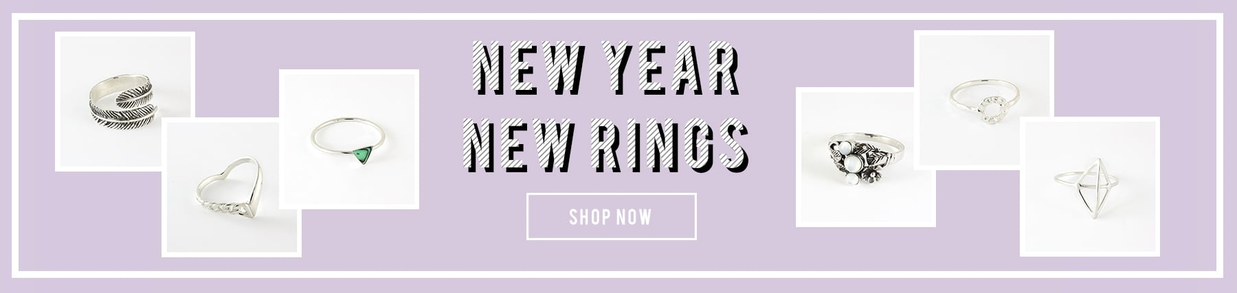 New Year New Rings
