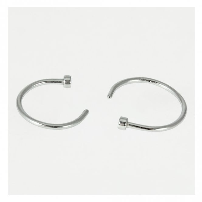 Open Nose Ring - 8mm/10mm