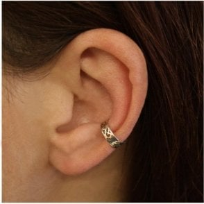 Patterned Ear Cuff