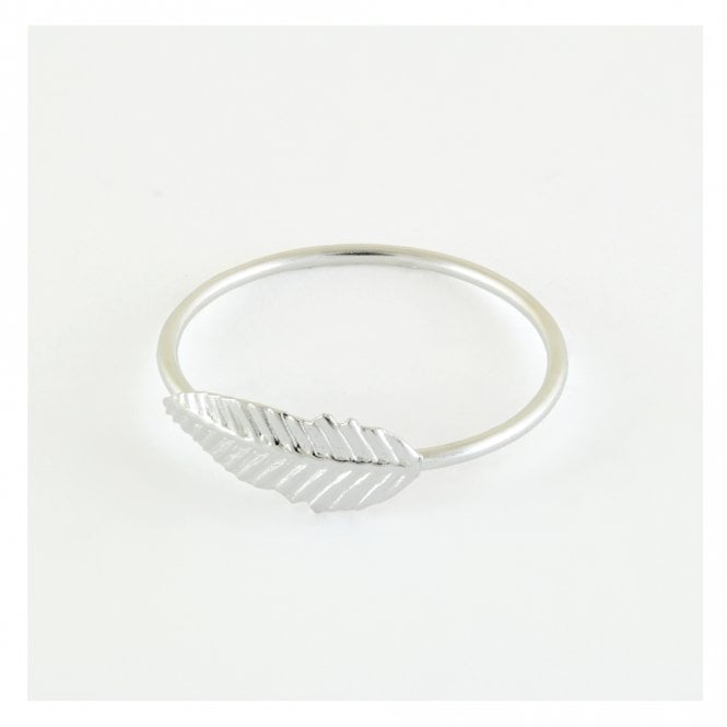 Plain Feather Ring