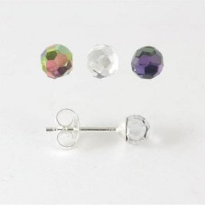 Rainbow Effect Stud