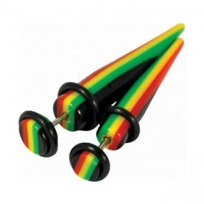 Rasta Fake Expander 6/8mm