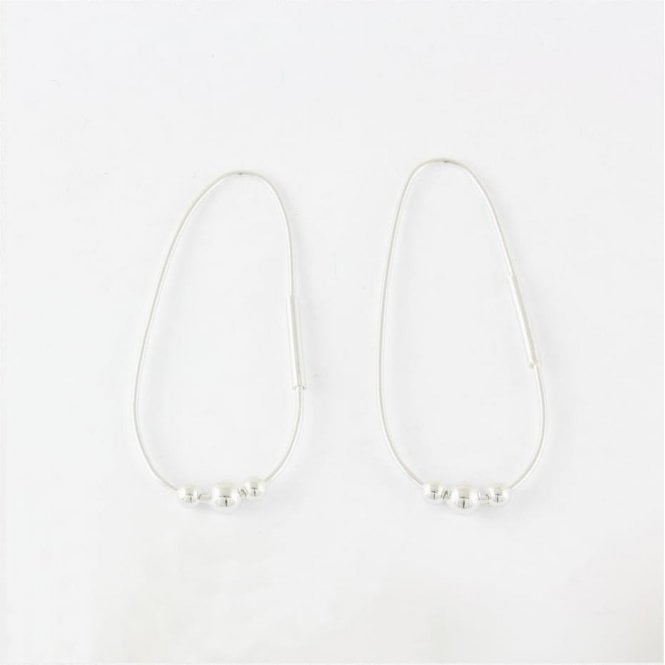 Safety Pin Earrings - 20mm