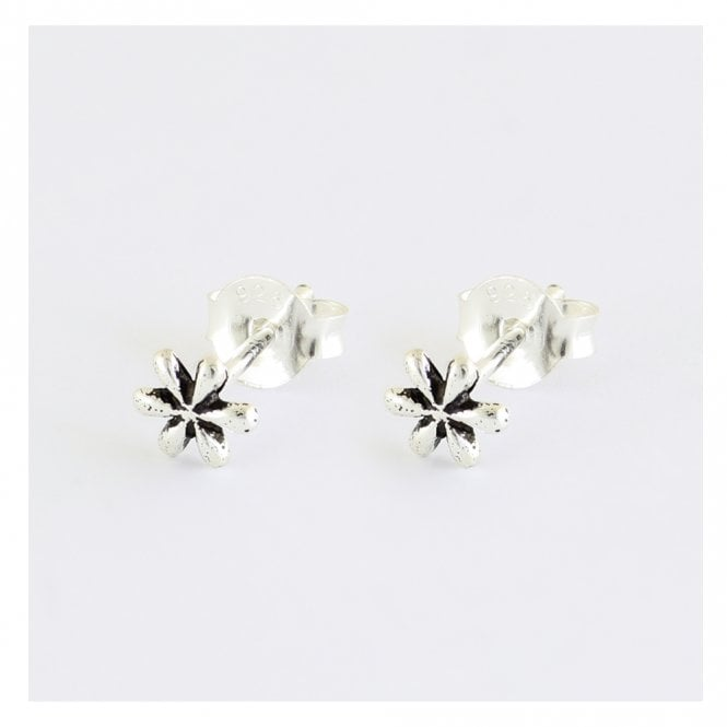 Small Flower Ear Stud