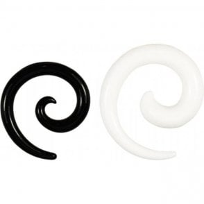 Spiral Acrylic Expander 2 - 8mm