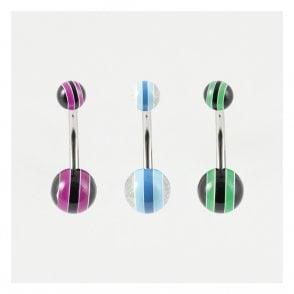 Striped Belly Bar