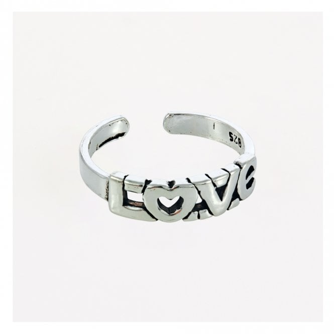 The Lurve Toe Ring