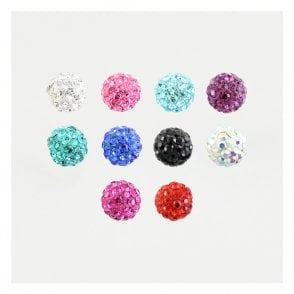 Threaded Disco Ball 1.6mm