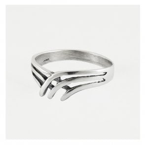 Triple Crossover Ring