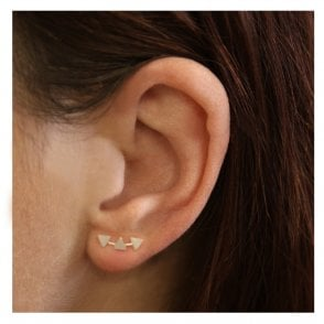 Triple Triangle Ear Crawler